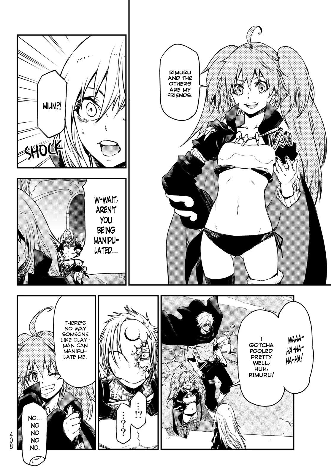 Tensei Shitara Slime Datta Ken Chapter 84 page 22 - Mangakakalots.com