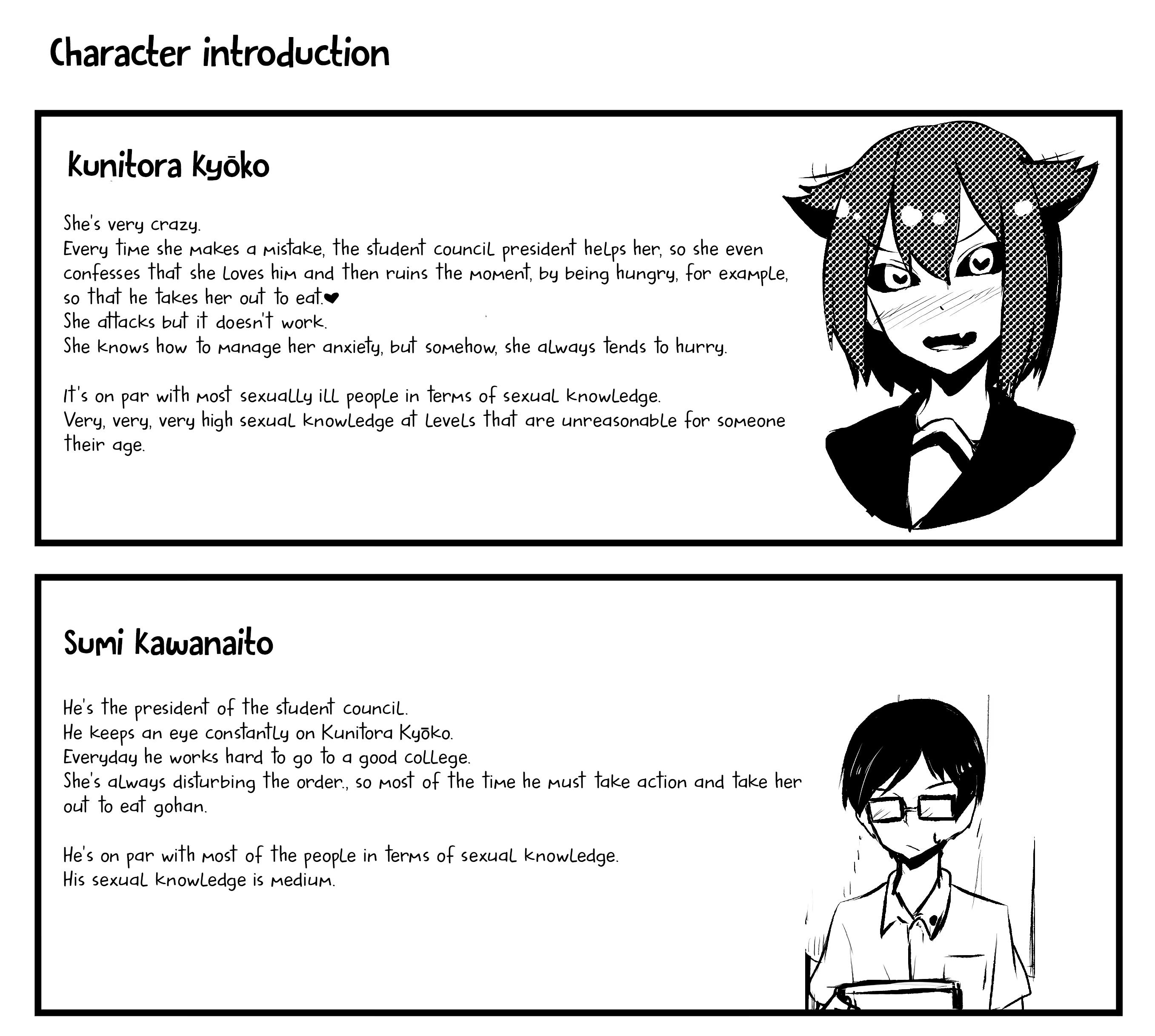 A Story About Wanting To Commit Suicide, But It's Scary So I Find A Yandere Girl To Kill Me, But It Doesn't Work Chapter 45: Extra 1 page 6 - Mangakakalots.com