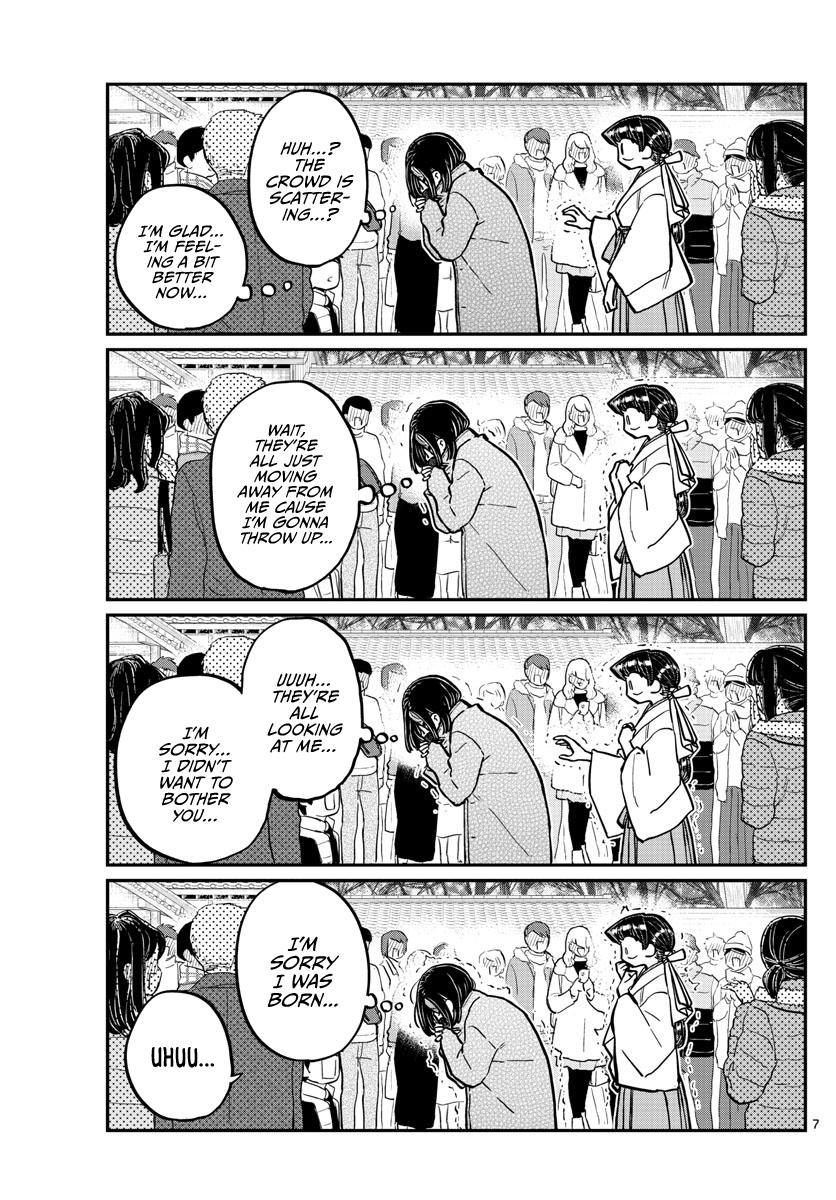 Komi-San Wa Komyushou Desu Chapter 275: Shut In page 7 - Mangakakalot
