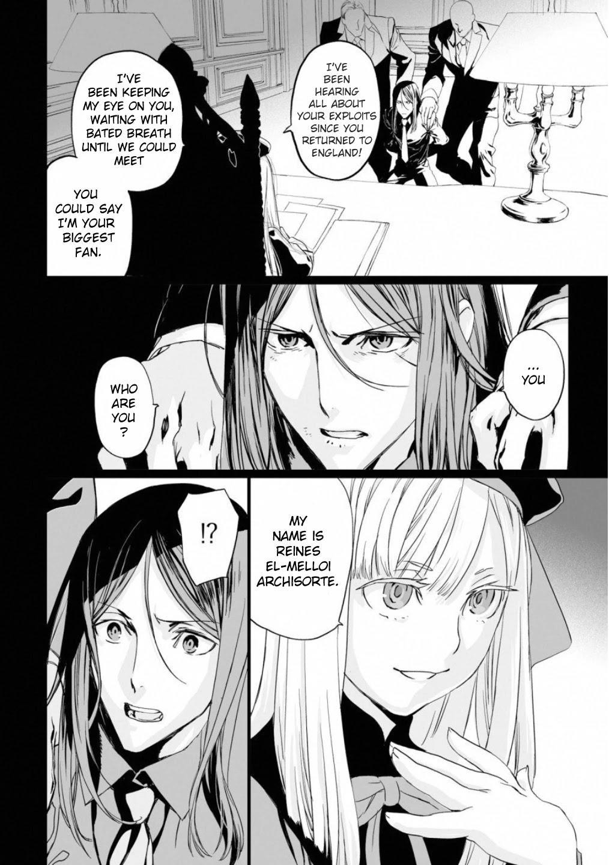 Lord El-Melloi Ii-Sei No Jikenbo Chapter 15 page 5 - Mangakakalots.com