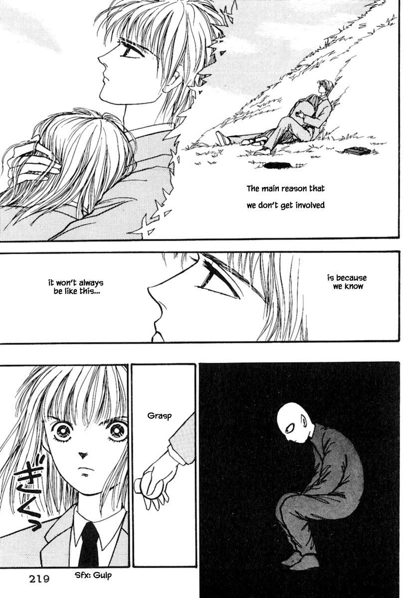 Shi To Kanojo To Boku Chapter 13.3 page 15 - Mangakakalots.com