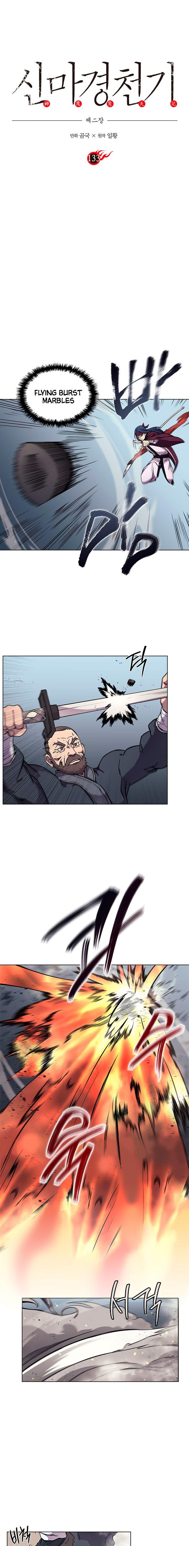 Chronicles Of Heavenly Demon Chapter 133 page 2 - Mangakakalots.com