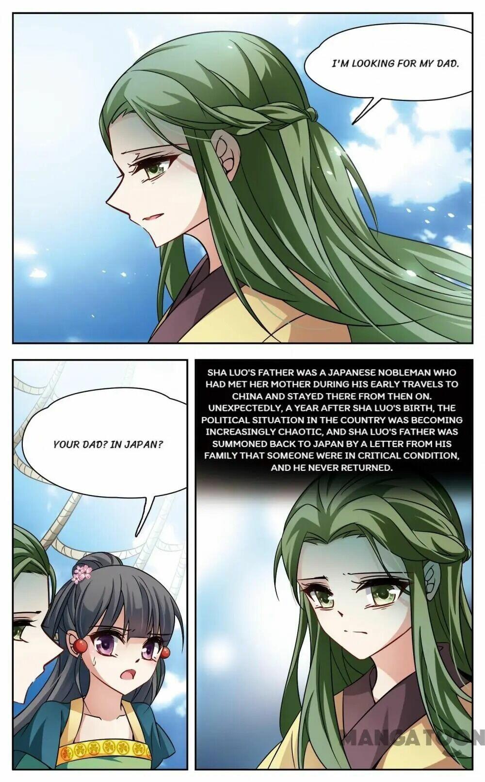The Journey Chapter 169 page 11 - Mangakakalots.com