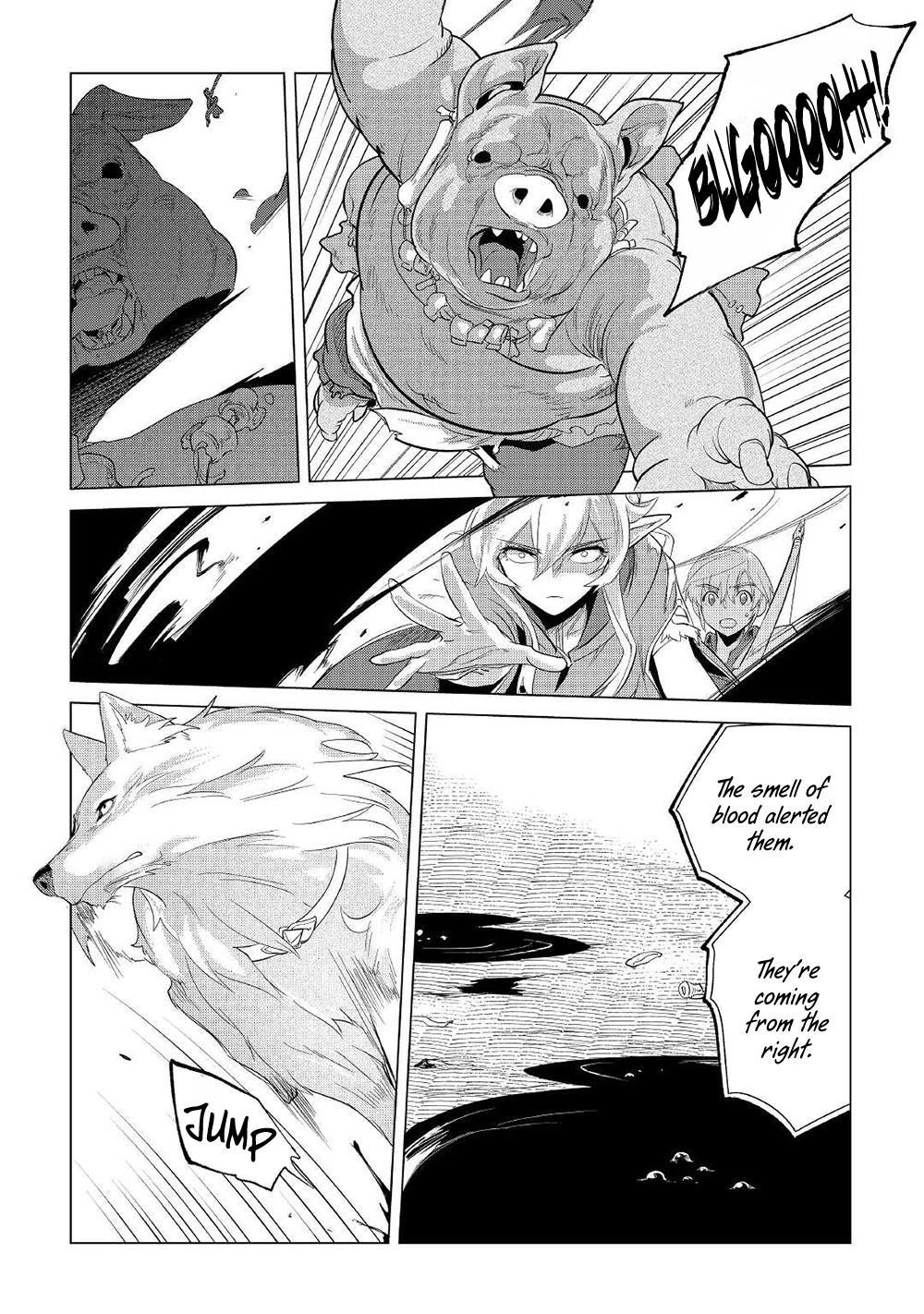 Mofumofu To Isekai Slow Life O Mezashimasu! Chapter 25 page 35 - Mangakakalots.com