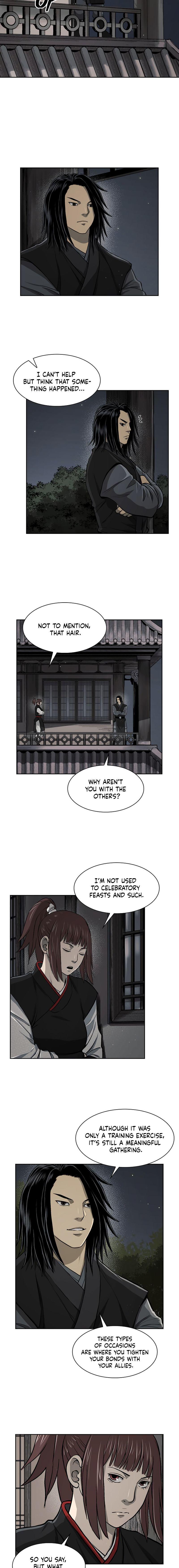 Record Of The War God Chapter 41 page 9 - Mangakakalots.com