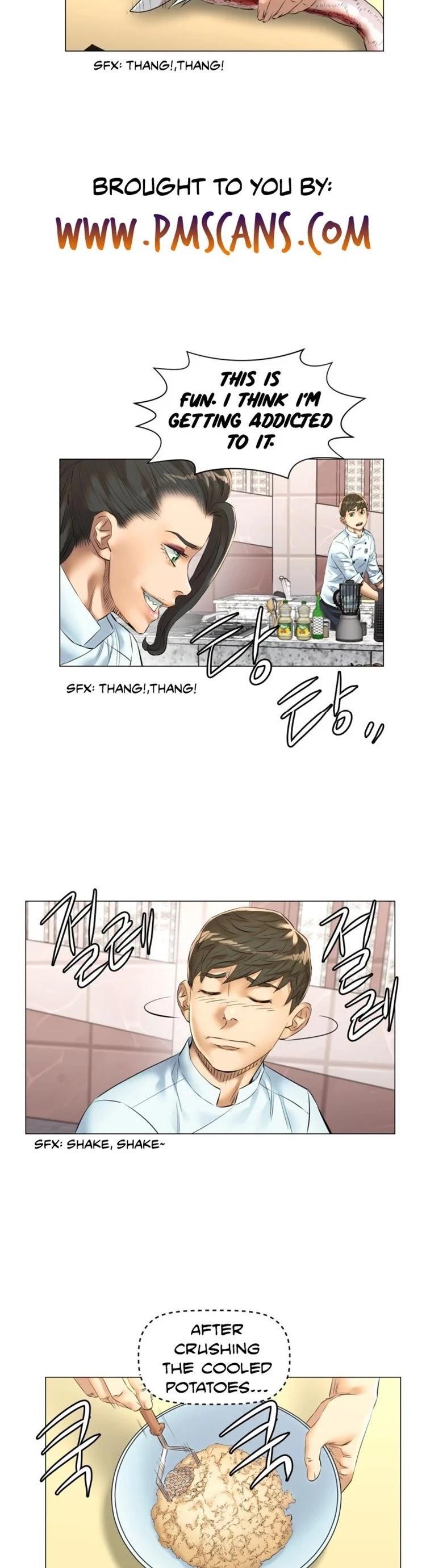 God Of Cooking Chapter 36 page 12 - Mangakakalots.com
