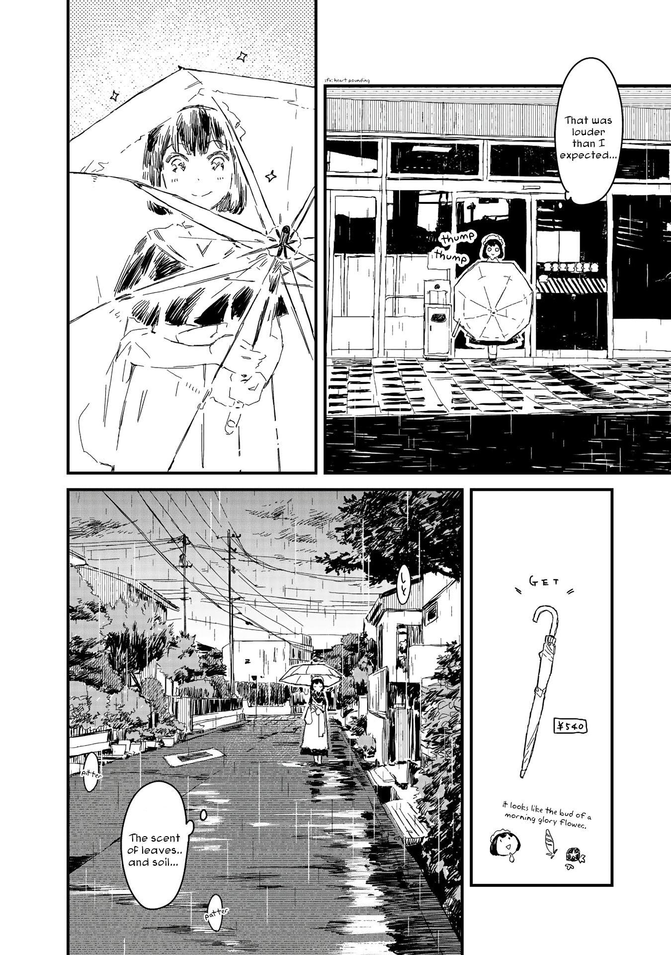 Maid-San Wa Taberu Dake Vol.2 Chapter 19 page 4 - Mangakakalots.com