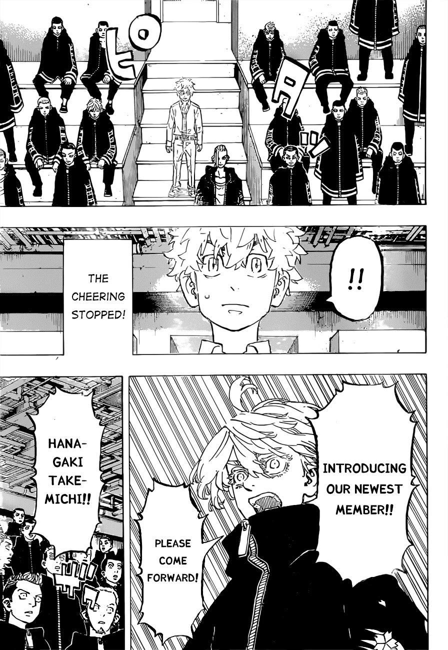 Tokyo Manji Revengers Chapter 218: Queen It Over page 11 - Mangakakalot