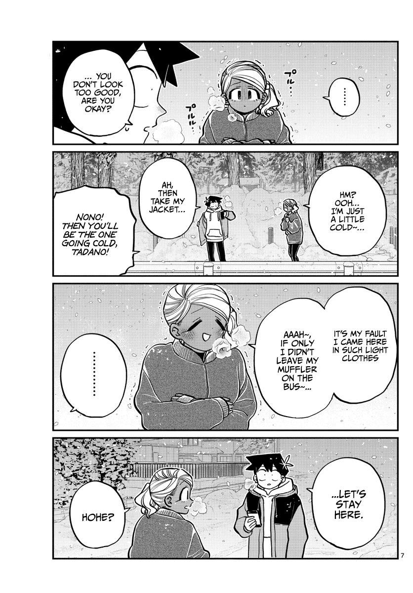 Komi-San Wa Komyushou Desu Chapter 263: Inn page 7 - Mangakakalot