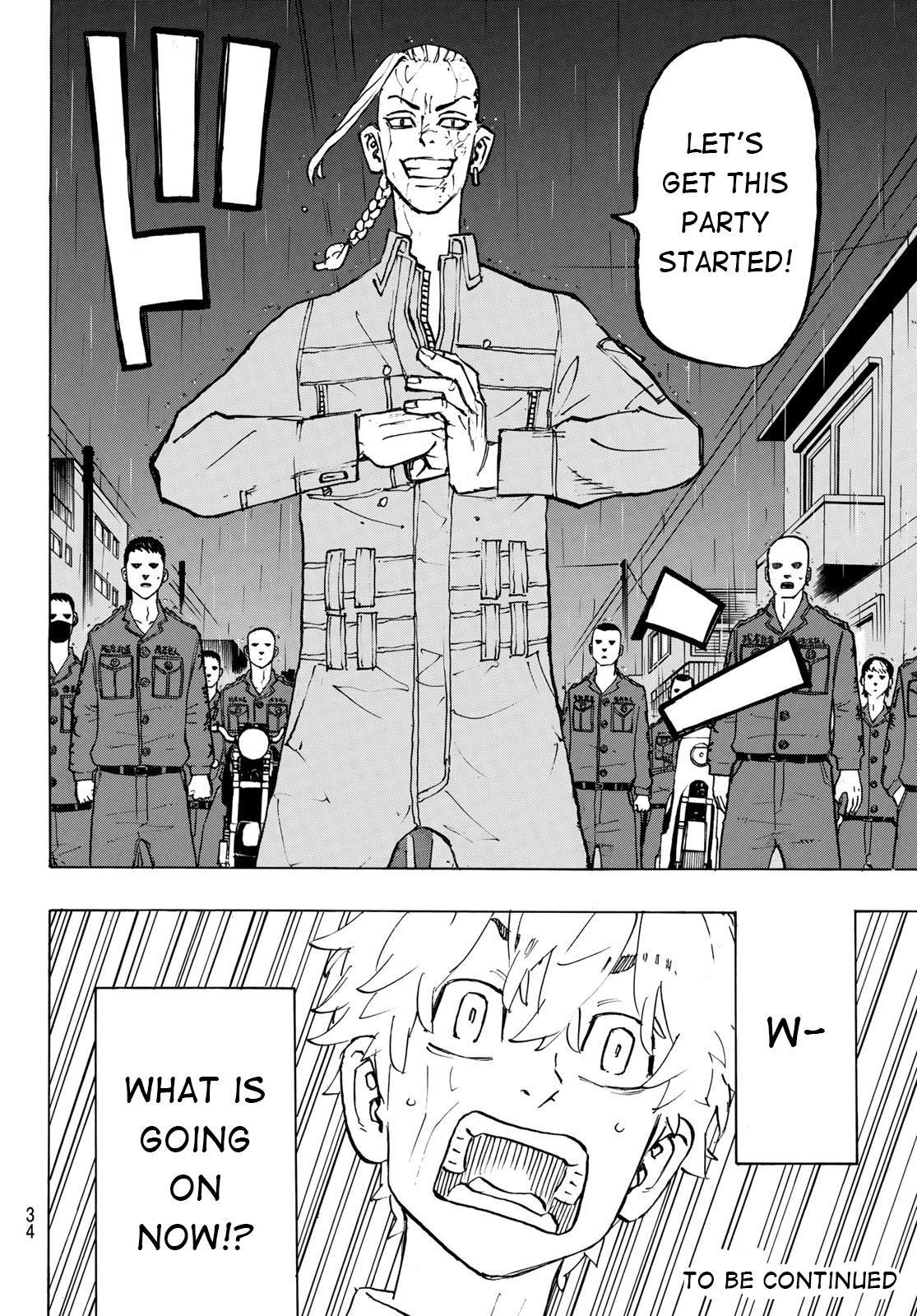 Tokyo Manji Revengers Chapter 213: Living Legends page 25 - Mangakakalots.com