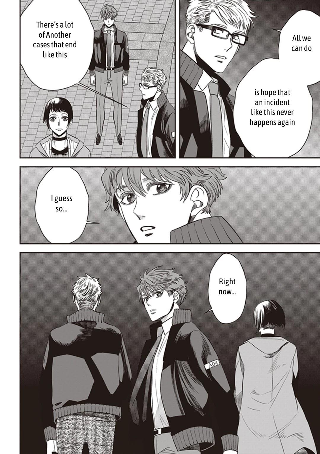 Midnight Occult Civil Servants Chapter 41: Becoming A Demon (Part 7) page 40 - Mangakakalots.com
