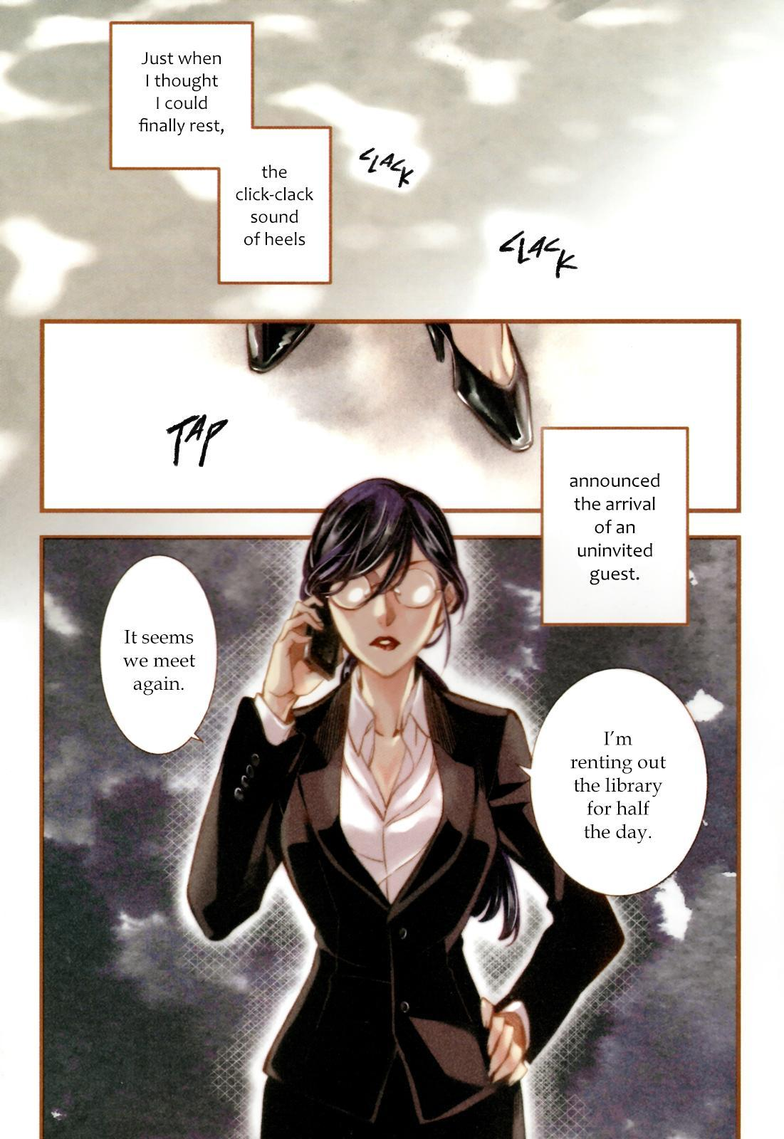 Vampire Library Chapter 36 page 4 - Mangakakalots.com