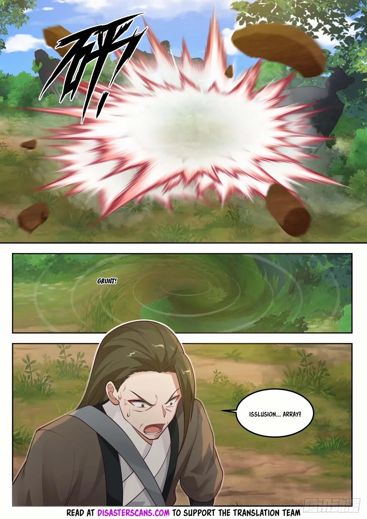 Martial Peak Chapter 1285: Luring Into A Trap page 7 - Mangakakalots.com