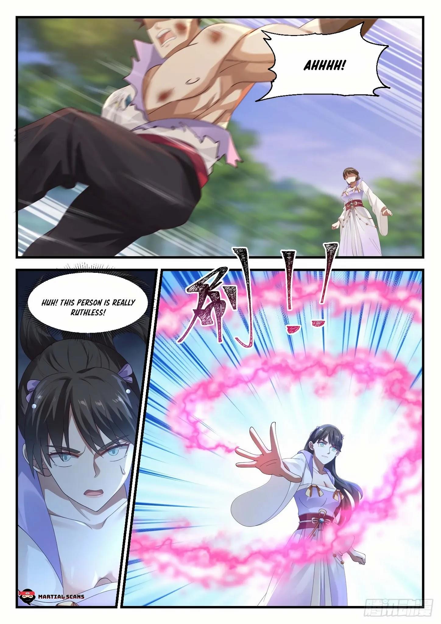 Martial Peak Chapter 1184: Bond Of Fate page 11 - Mangakakalots.com