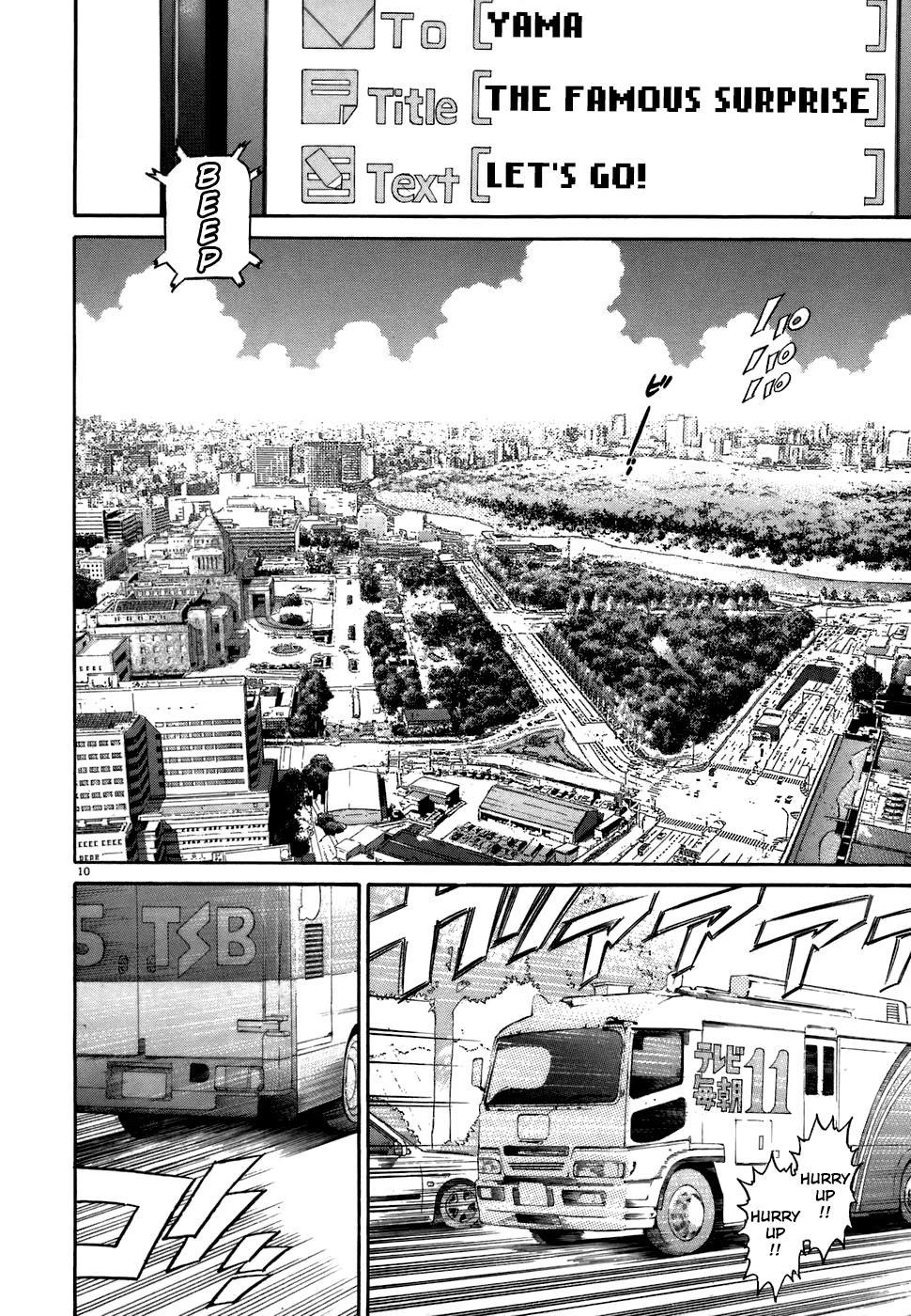 Kiichi!! Chapter 71 page 9 - Mangakakalots.com