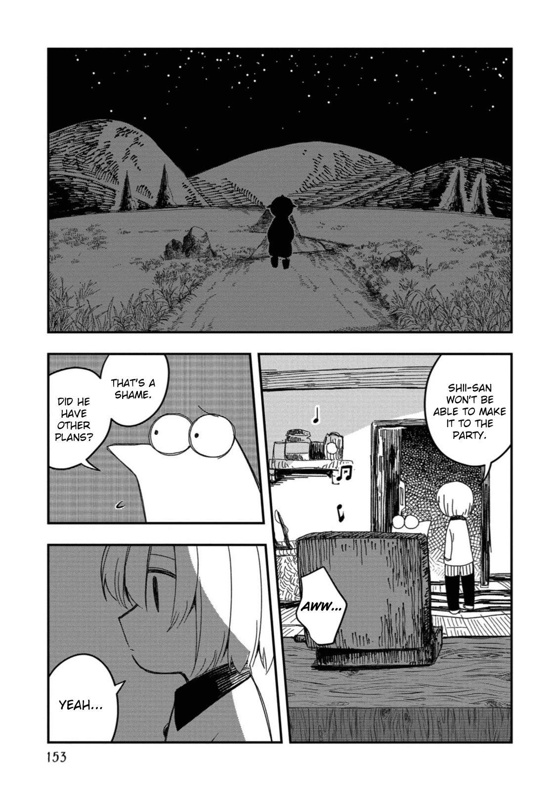 Rojica To Rakkasei Chapter 24: Among The Fireflies page 39 - Mangakakalots.com