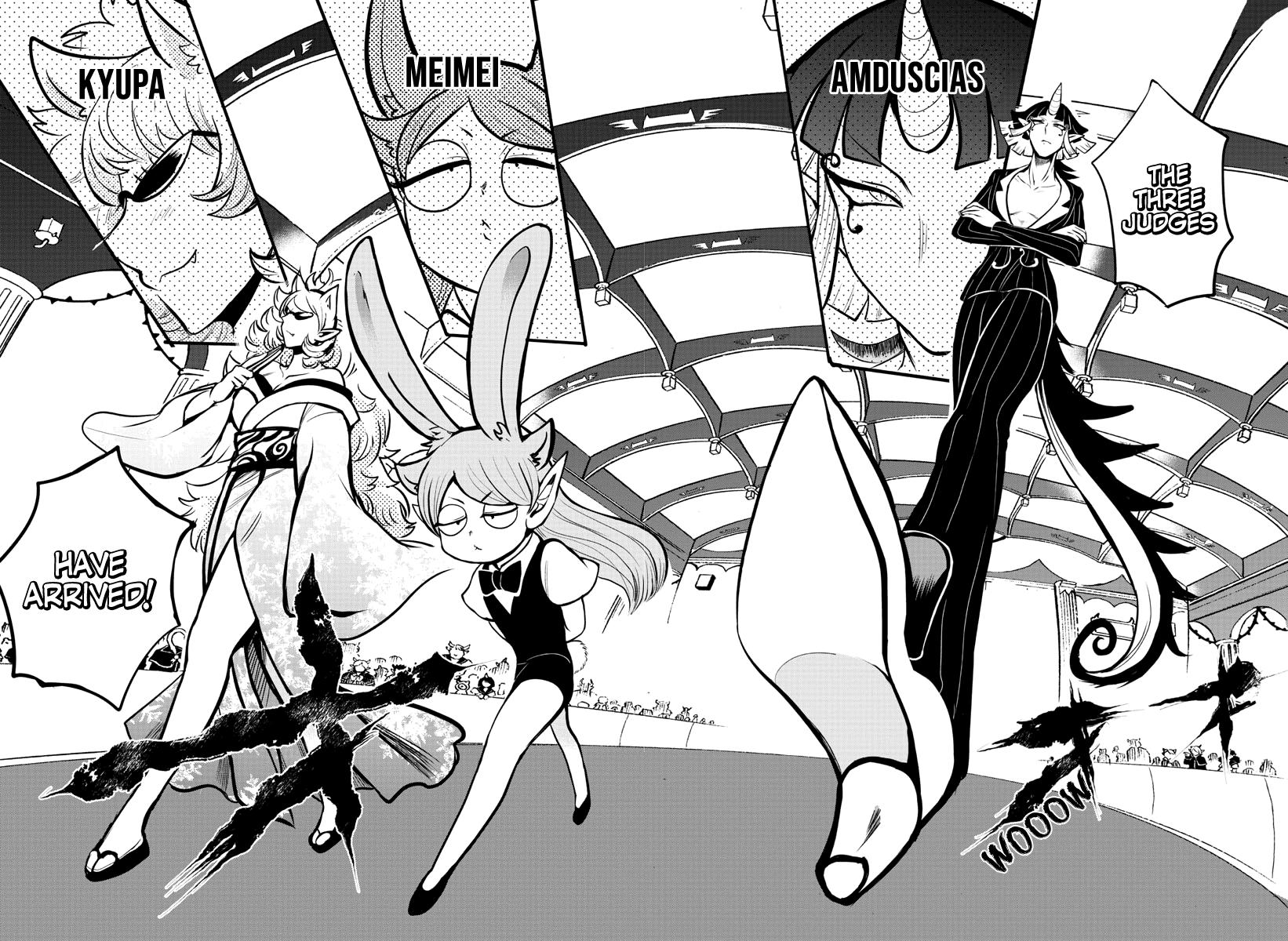 Mairimashita! Iruma-Kun Vol.19 Chapter 163: Amduscias page 6 - Mangakakalots.com
