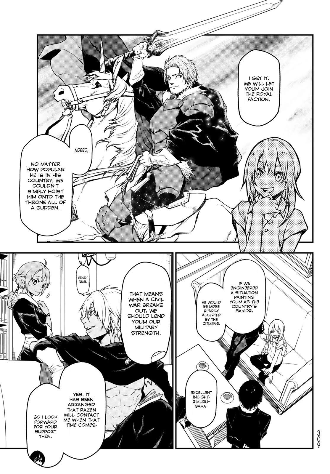 Tensei Shitara Slime Datta Ken Chapter 88: A Demon And A Plot page 31 - Mangakakalots.com