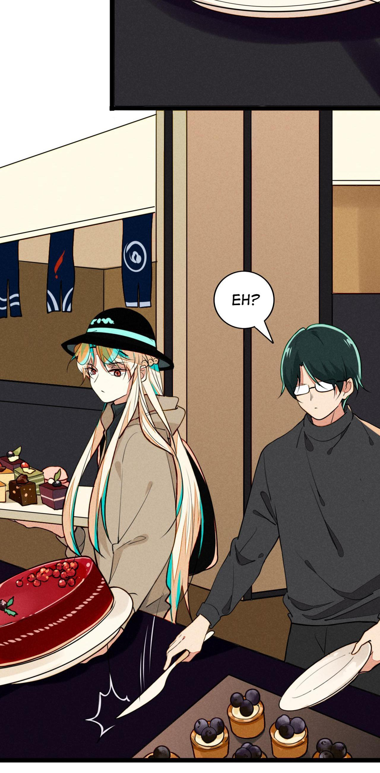 How To Train Your Demon King Chapter 20: A Ferocious Beast Takes Over The Buffet Restaurant page 33 - Mangakakalots.com