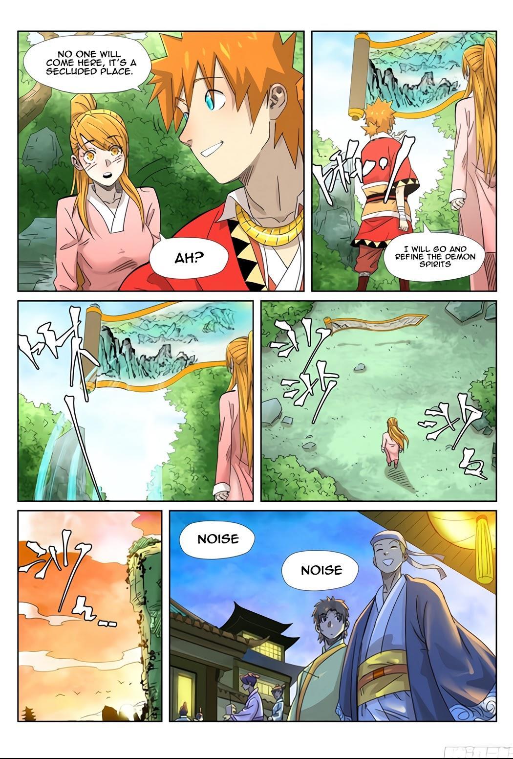 Tales Of Demons And Gods Chapter 347.5 page 4 - Mangakakalots.com