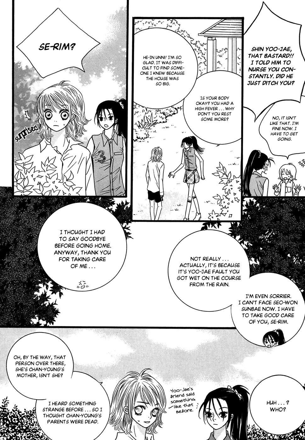 Lover Discovery Chapter 20 page 23 - Mangakakalots.com