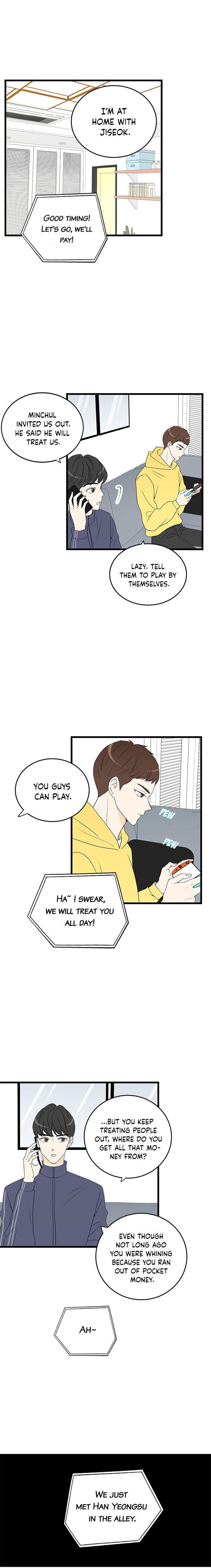 Cinderella At 2 A.m Chapter 17 page 17 - Mangakakalots.com