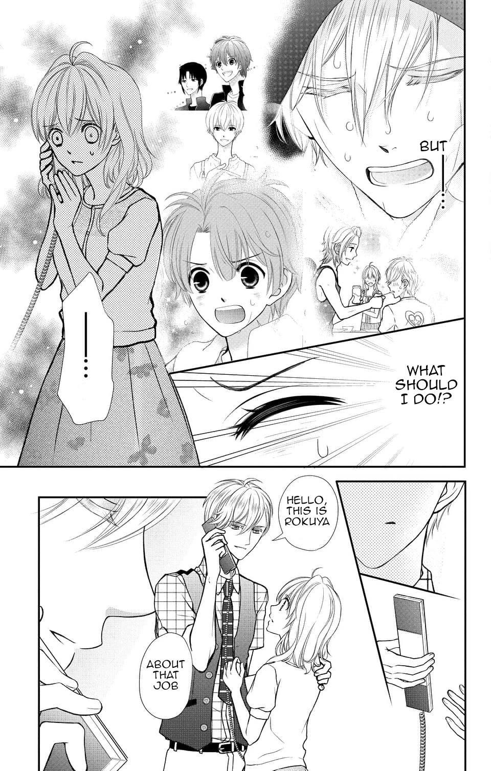 Idolish7 Chapter 14 page 21 - Mangakakalots.com