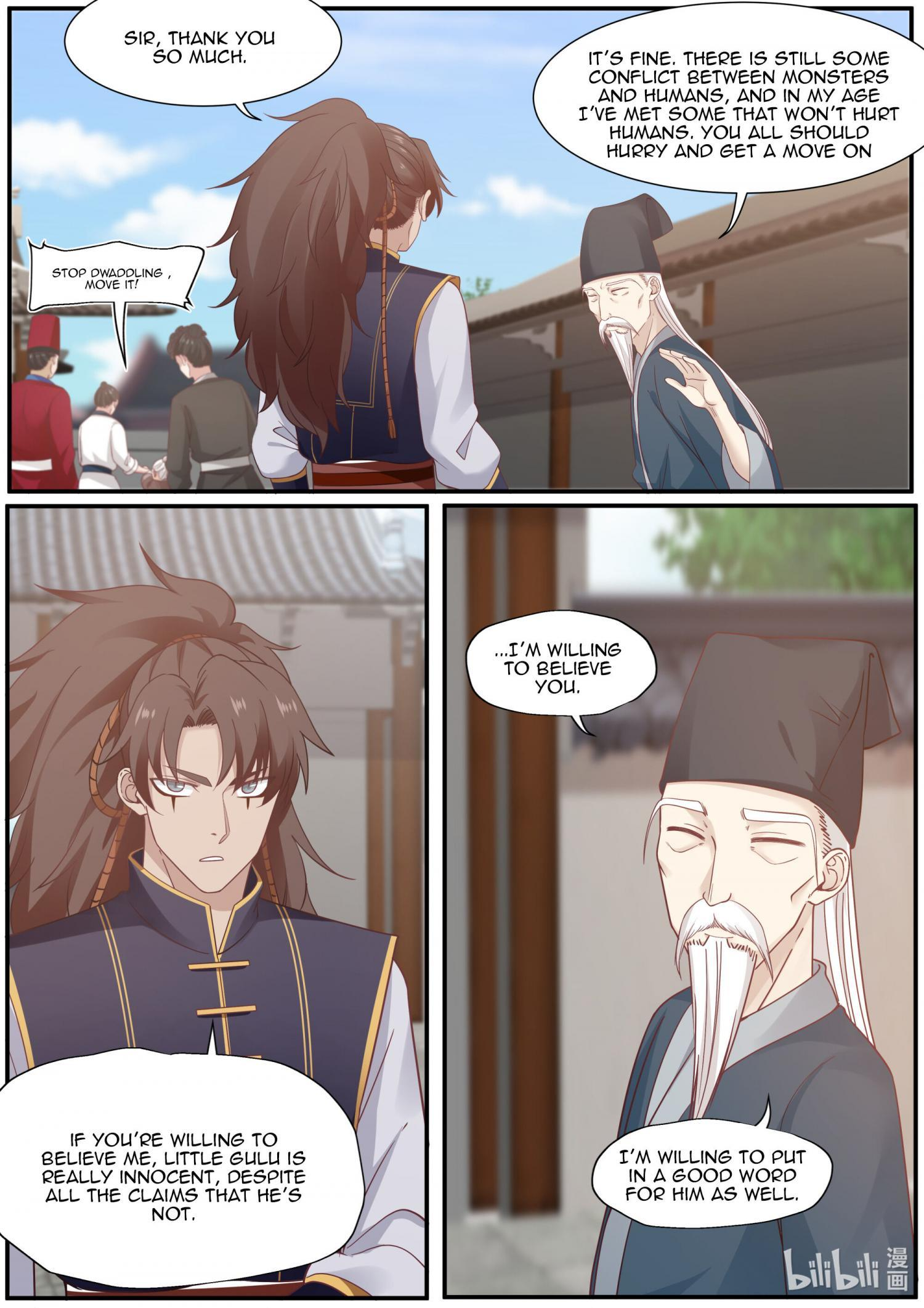 Xian Chan Nu Chapter 75 page 14 - Mangakakalots.com