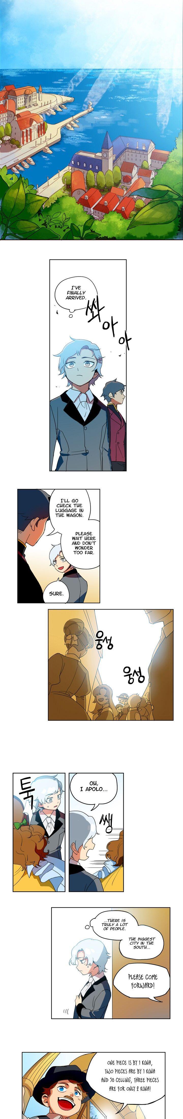 Pendant Of The Elemental Chapter 2 page 3 - Mangakakalots.com