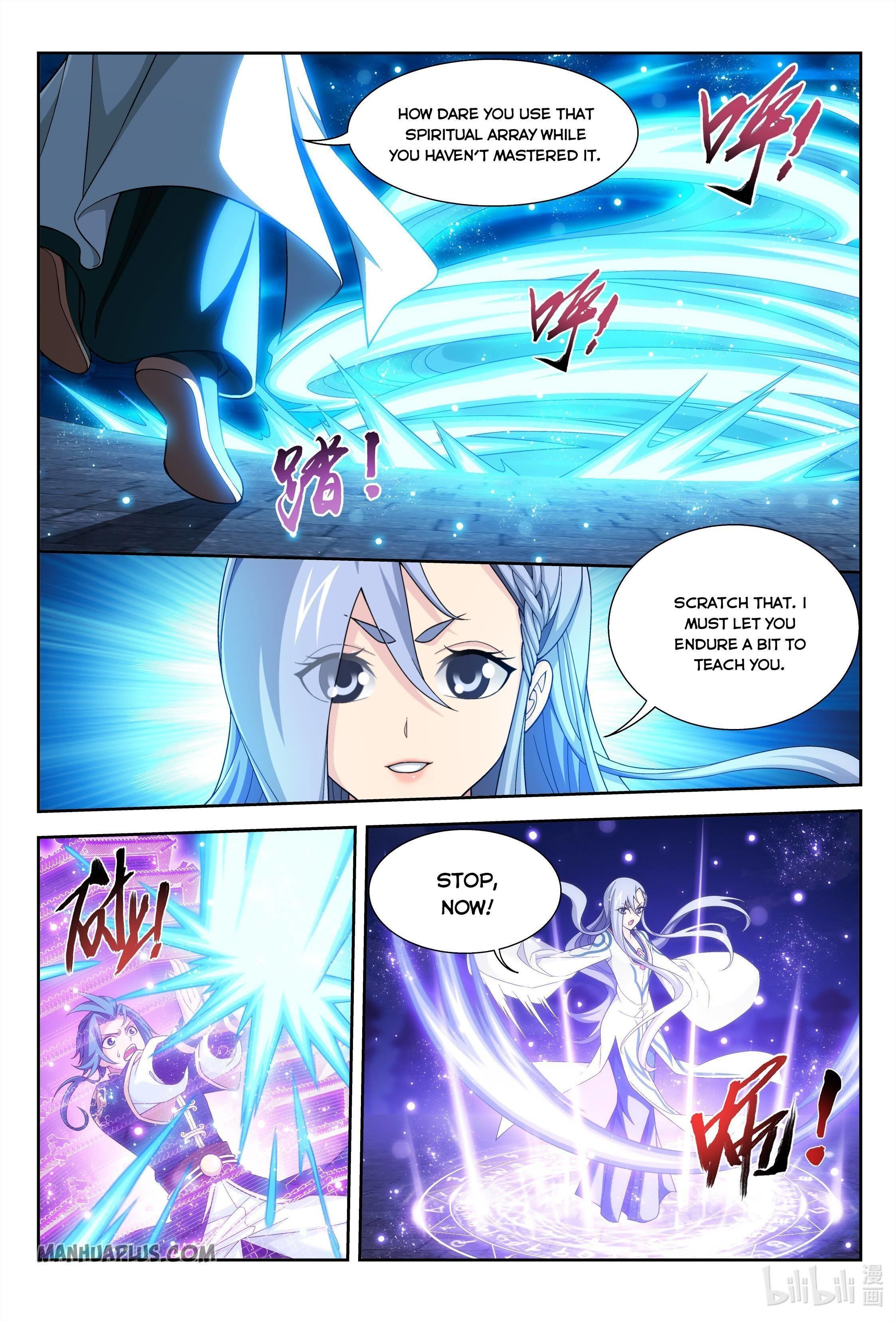 The Great Ruler Chapter 237 page 8 - Mangakakalots.com