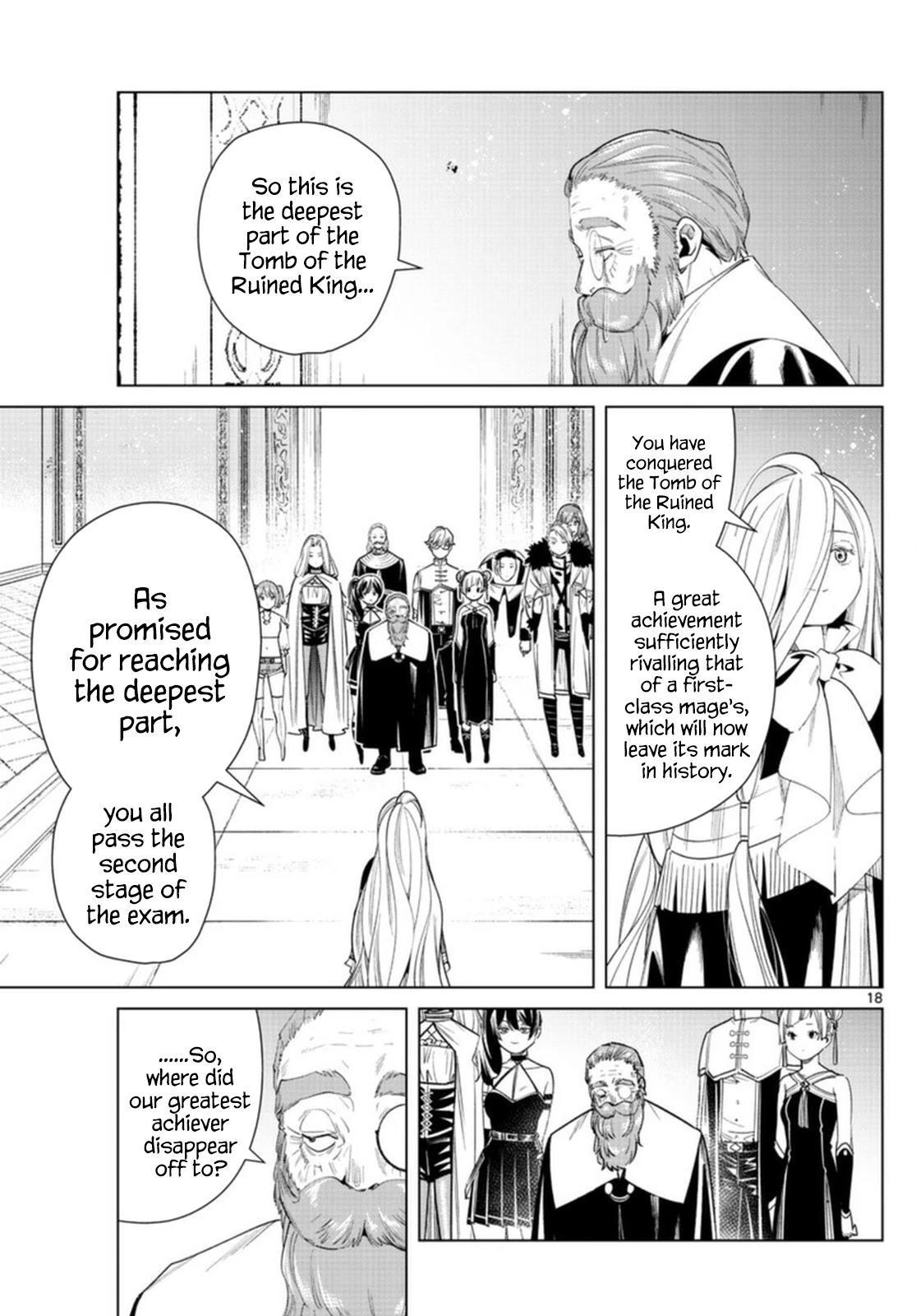 Sousou No Frieren Chapter 55 page 17 - Mangakakalots.com