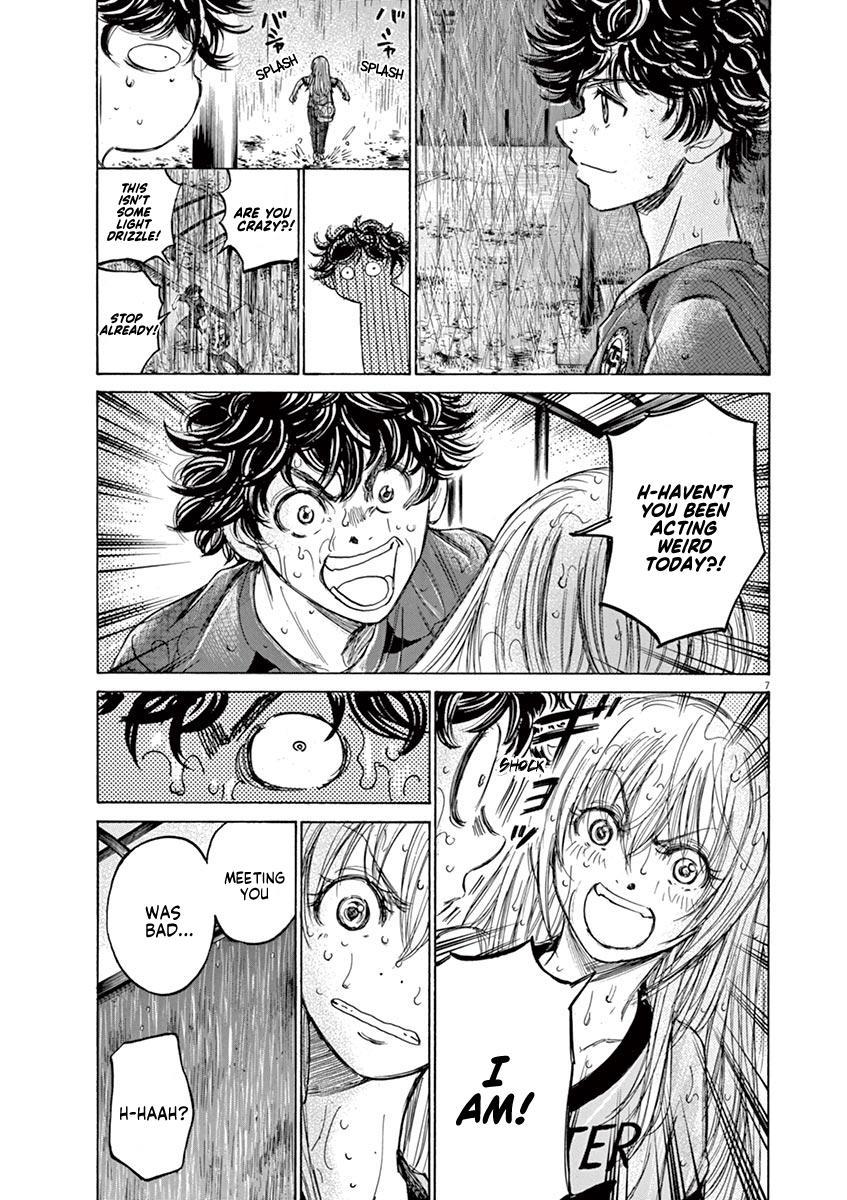 Ao Ashi Vol.12 Chapter 117: Rain page 8 - Mangakakalots.com