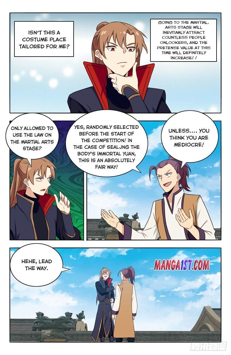Strongest Anti M.e.t.a Chapter 388 page 4 - Mangakakalots.com