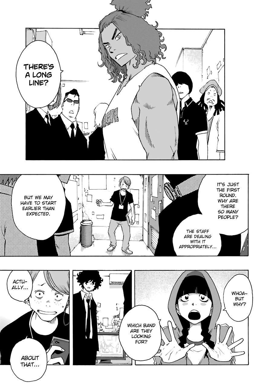 Shiori Experience - Jimi Na Watashi To Hen Na Oji-San Chapter 53: Top News~ page 4 - Mangakakalots.com