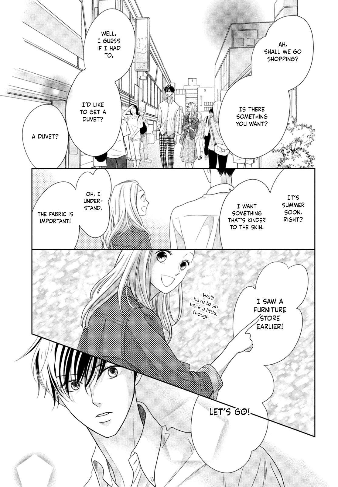 Arashi-Kun No Dakimakura Chapter 7: Because We're The Same page 19 - Mangakakalots.com