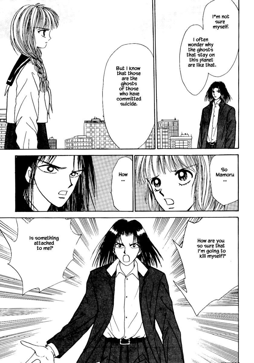 Shi To Kanojo To Boku Chapter 8.2 page 19 - Mangakakalots.com