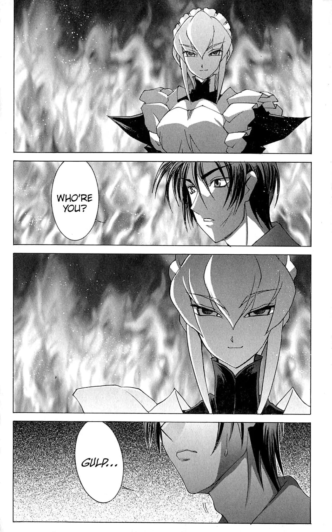 Hanaukyo Maid Tai Chapter 44 page 27 - Mangakakalots.com
