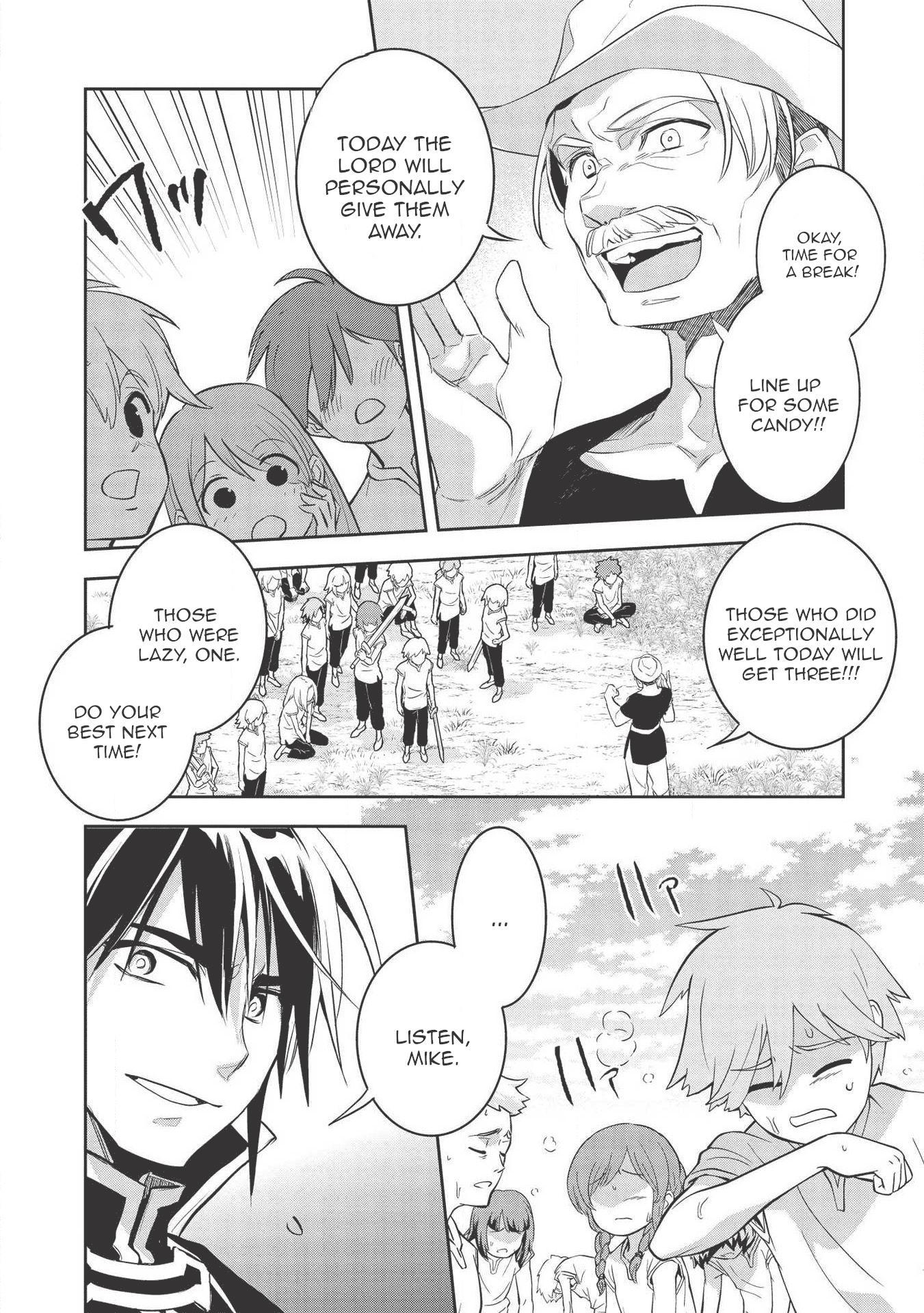 Wortenia Senki Vol.7 Chapter 32 page 14 - Mangakakalots.com