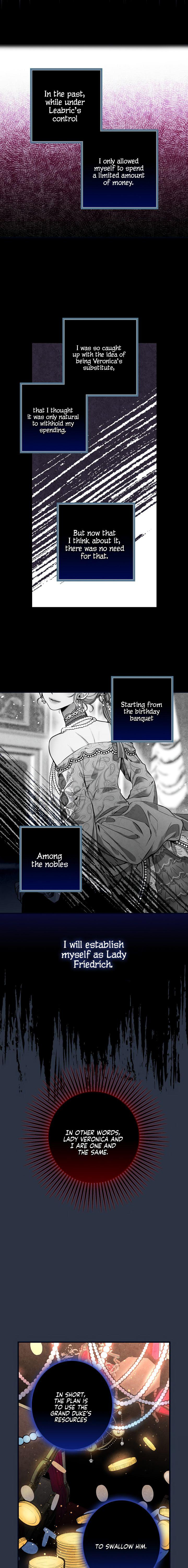 Shadow Queen Chapter 15 page 9 - Mangakakalots.com