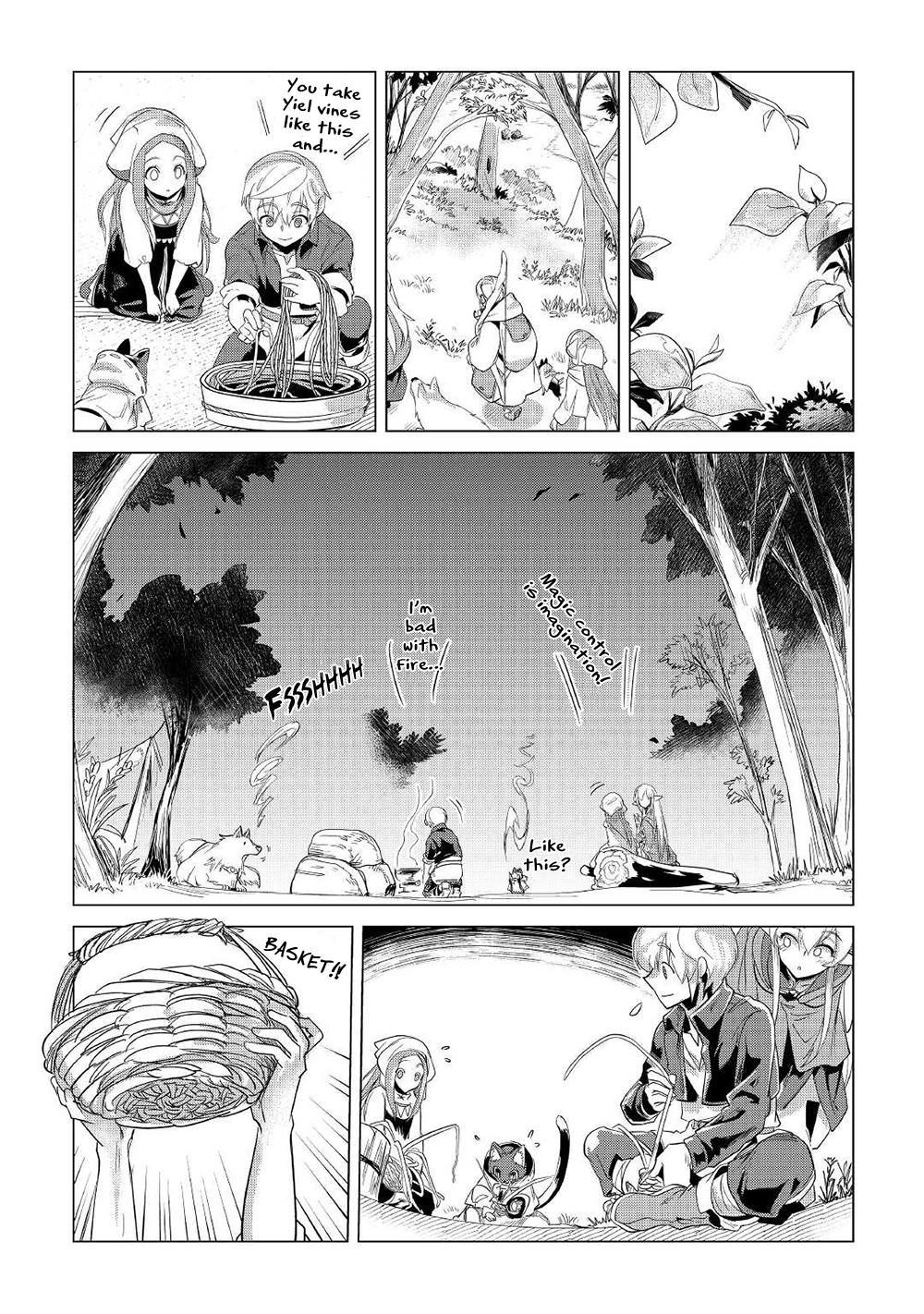 Mofumofu To Isekai Slow Life O Mezashimasu! Chapter 25 page 13 - Mangakakalots.com