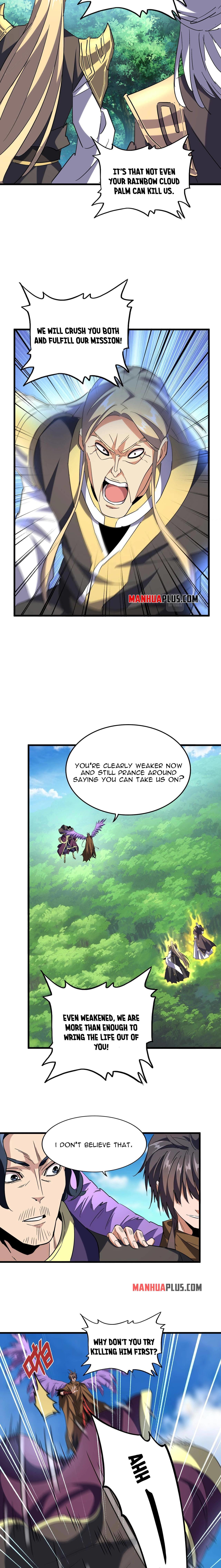 Magic Emperor Chapter 210 page 12 - Mangakakalots.com