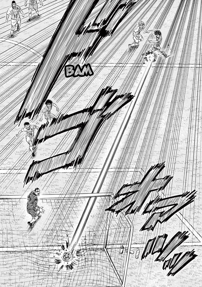 Ao Ashi Vol.16 Chapter 169: Premonition Of Complete page 19 - Mangakakalots.com