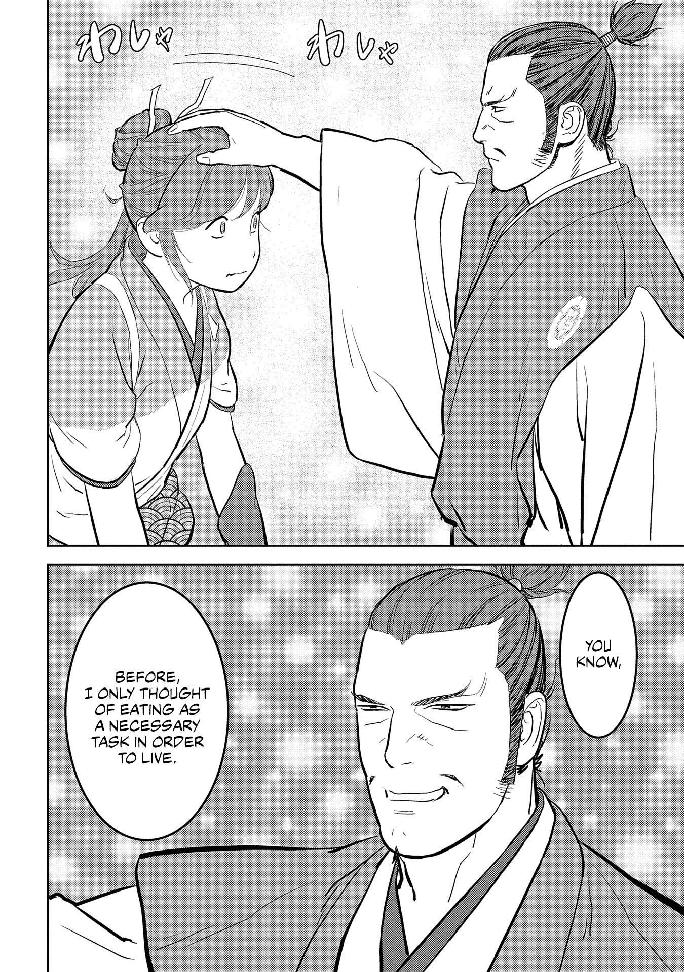 Sengoku Komachi Kurou Tan! Chapter 40 page 18 - Mangakakalots.com