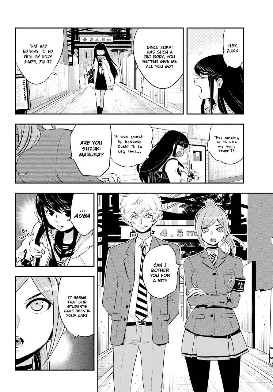 Monstaboo Chapter 9: The Girl And The Secret Of The Student Council (Part 2) page 5 - Mangakakalots.com