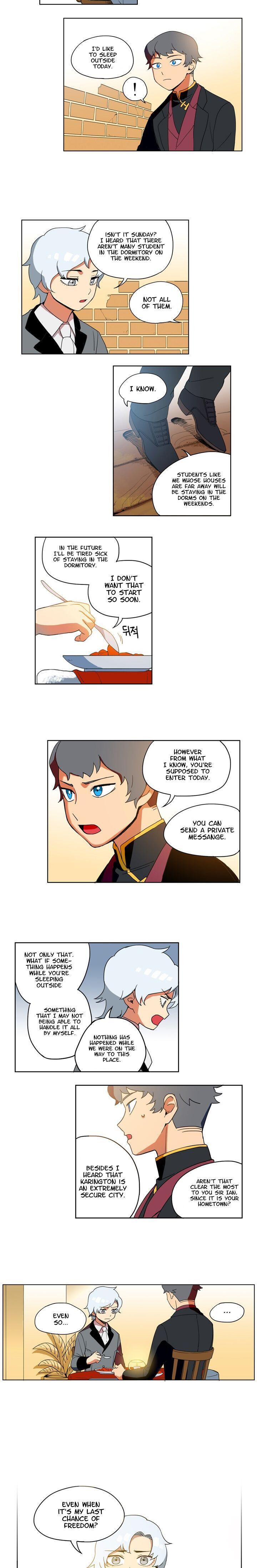 Pendant Of The Elemental Chapter 2 page 9 - Mangakakalots.com