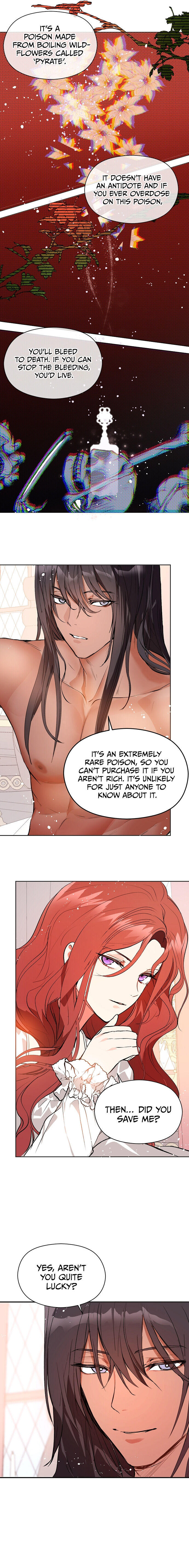 I Didn'T Mean To Seduce The Male Lead Chapter 21 page 5 - Mangakakalots.com