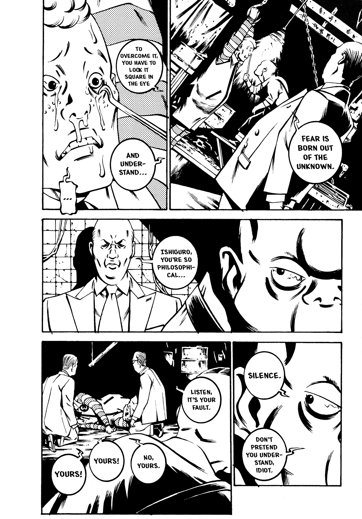 Deathco Chapter 12: The Playground (2) page 4 - Mangakakalots.com