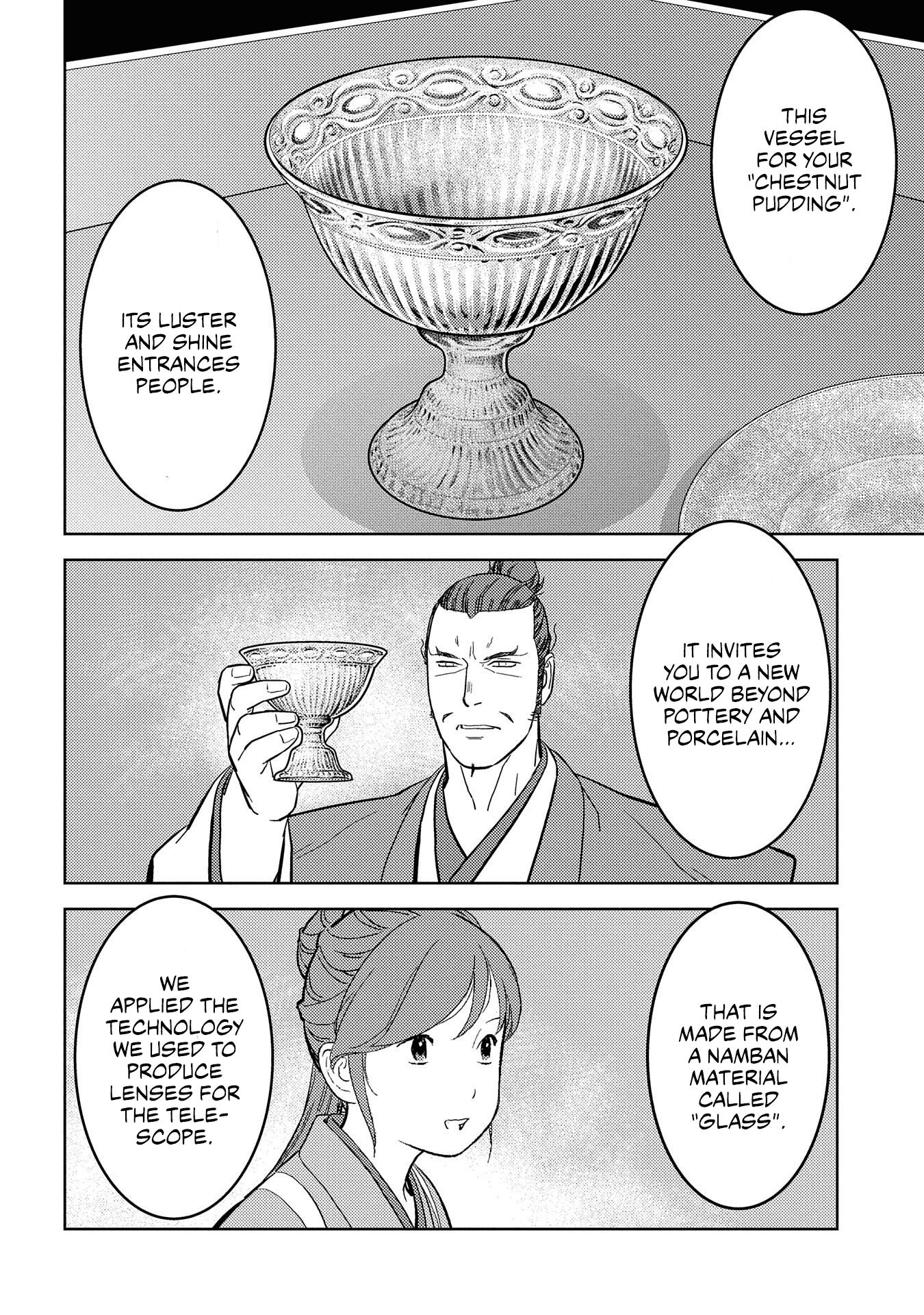 Sengoku Komachi Kurou Tan! Chapter 40 page 20 - Mangakakalots.com