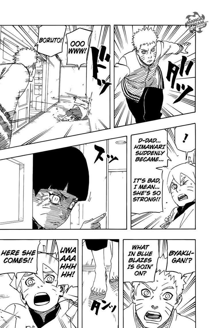 Naruto Chapter 700.5 : Uzumaki Naruto page 12 - Mangakakalot