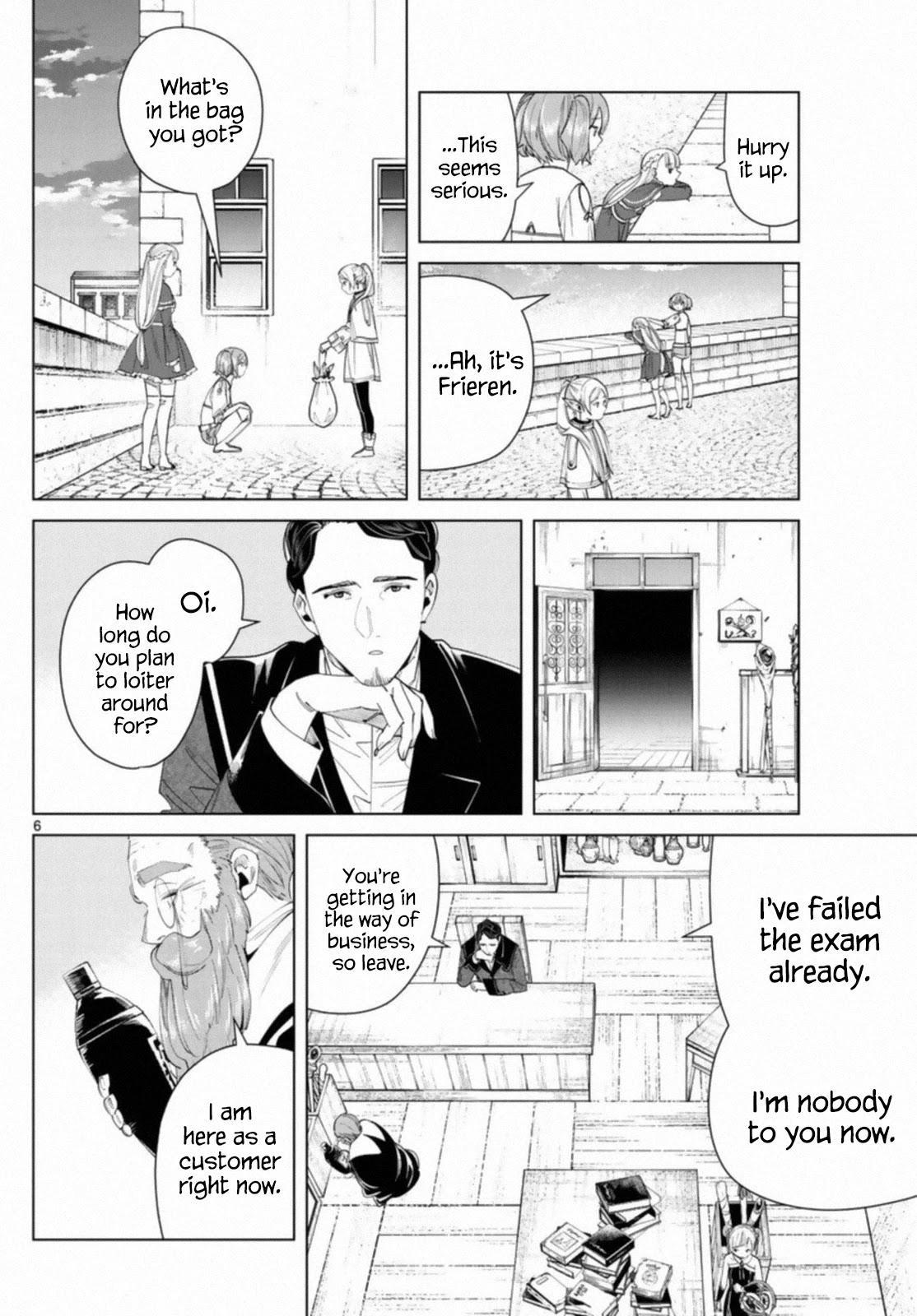 Sousou No Frieren Chapter 56 page 6 - Mangakakalots.com